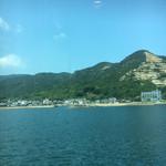 55103840 - フェリーに乗って…小豆島へと到着です(^ ^)