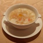 花梨 - ふかひれスープ