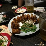 全席個室居酒屋 京の町に夢が咲く -