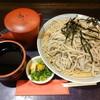 満月茶家 - 料理写真:ざるそば 大盛