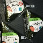 ファミリーマート - まぐろ 138円 辛子明太子 138円 炙り焼豚トロ 138円