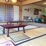 楽食*宝山 - 店内の座敷席