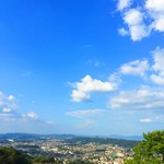 楽食*宝山 - 窓からの景色