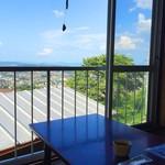 楽食*宝山 - 窓側の席