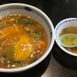 昭龍軒 - 『天津飯(中)』 680円