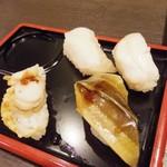 しゃぶ葉 - お寿司