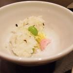 しゃぶ葉 - ちらし寿司