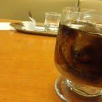 とらや椿山 - アイスコーヒー
