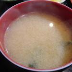 三惚 - 味噌汁