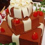 フェスタ カリーナ - デザインケーキも作ります(要予約)。