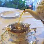 ル・ジャルダン - 紅茶は茶葉替え自由☆