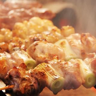 指山商店の鶏へのこだわりと実力「大和極味鶏」