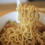 55124359 - 麺は太チヂレ麺