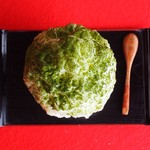 ふじさん冷蔵 - 料理写真:宇治抹茶ミルク