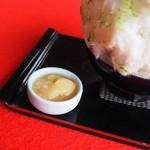 ふじさん冷蔵 - 桃を試食でいただきました☆ありがとうございます!