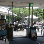 347 cafe - 外観