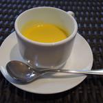 347 cafe - スープ