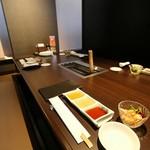 ステーキシャロン - くわ焼コース