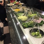 ステーキシャロン - レストランはサラダデザート―バー付
