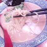 友 - 特製濃厚鶏塩ラーメン1000円