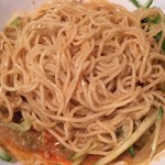 四川 MON 花 - 冷し担々麺