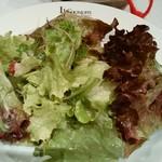 ルグドゥノム ブション リヨネ - 美味しいドレッシングで。