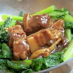味楽軒 - 料理写真:豚肉の角煮