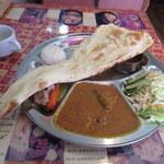 サムジャナ - 今日のお昼ご飯