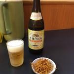 55135745 - ビンビール、540円