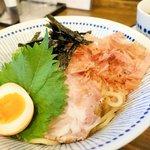 麺屋だご - 料理写真:和えそば(あごだし醤油)