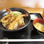 てん樹 - 季節の天丼