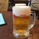 麗郷 渋谷店 - ビール