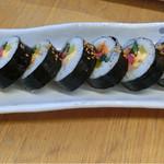 韓国家庭料理 青山 - H28.8月 キンパ