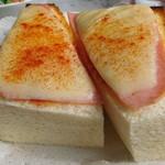 ドルフ - チーズトースト