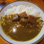 55142200 - 玉城豚角煮カレー