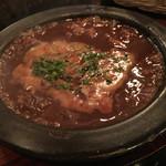スタンディングダイナー ハナ - 牛バラのデミ煮込み600円