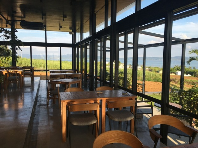 Restaurant L LOTA - どこからでも、海が見えて良いですよ!!!
