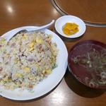 55145166 - 【五目チャーハン…900円】2016/8