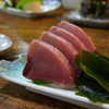 勇 - 料理写真:戻り鰹の刺身