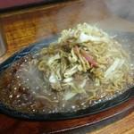 山ちゃんラーメン - スタミナ皿うどん