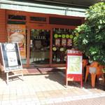 リヨン セレブ - お店の入口