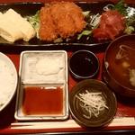 希 - 料理写真:季節限定 「得々御膳」880円