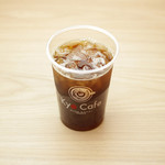 京カフェ - ブレンドアイスコーヒー