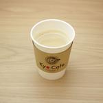 京カフェ - カフェオレ