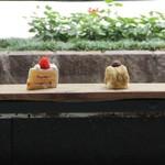 銀座 風月堂 - 銀座凮月堂のケーキ