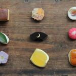 銀座 風月堂 - 銀座凮月堂の和菓子