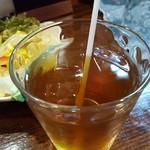 きーCurry - ウーロン茶