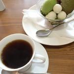 Potto - コーヒーとセットです