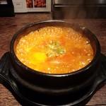 55155610 - 純豆腐 900円