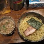 つけ麺 椿 - つけ麺 椿:つけ麺 あつもり、1.5玉